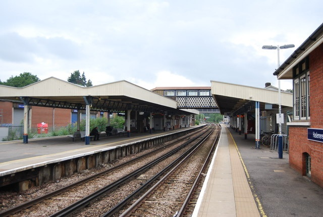 Haslemere Line Liphook Liss Railway Station Photo 1 Petersfield L/&SWR.